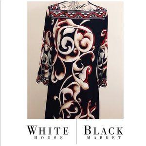 ⬛️WHITE HOUSE BLACK MARKET DRESS